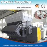 De plastic Ontvezelmachine van de Pijp Shredder/HDPE/de Enige Ontvezelmachine van de Schacht/de Grote Plastic Ontvezelmachine van het Blok/van het Stuk