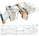 Máquina que acolcha de múltiples funciones automatizada de la puntada de cadena para el colchón
