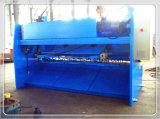 De hydraulische Scherende Machine van de Plaat van het Staal van het Metaal van de Straal van de Schommeling
