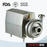 Type ouvert pompe centrifuge sanitaire d'acier inoxydable