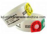 Più nuovo Wristband su ordinazione del silicone della tessile RFID di marchio