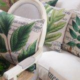 Impreso 18X18 almohadillas al aire libre de la pulgada de la pulgada para la decoración de la cama