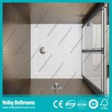 Популярная дверь оси с Tempered прокатанным стеклом (SE922C)