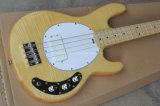 Musique de Hanhai/guitare basse électrique en bois initiale de la couleur 4-String