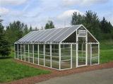 Sunroom con el material de la estructura de acero con la instalación fácil y el bajo costo