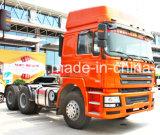 Il trattore shacman utilizzato trasporta 375HP su autocarro, camion con Cummins Engine