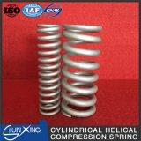 Alta calidad cilíndrica helicoidal de compresión Muelle