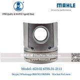 Mahle Kolben S6d102 für PC200-6 Exkavator 6735-31-2111
