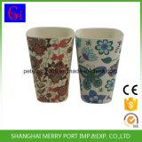 Unzerbrechliche haltbare Entwurfs-freies Beispielbambusfaser-Cup-trinkende Cup