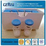 La medicina sana inyecta los péptidos anabólicos Follistatin 344