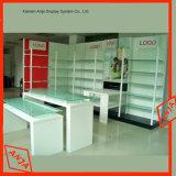 Estantes de visualización de madera de la venta al por menor del estante de visualización de la ropa interior para el departamento