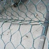 SGSの工場PVC競争価格の上塗を施してある六角形ワイヤー網