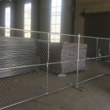 熱い浸された電流を通されたチェーン・リンクの一時に塀またはチェーン・リンクの囲うこと