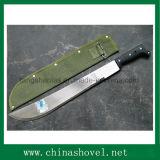 Machette M205 de canne à sucre d'outil manuel de découpage de bonne qualité de machette