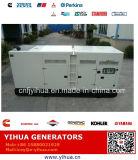 Generador diesel accionado por Cummins20-100kw, 20170620A