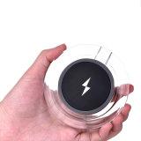 5V 1Aチーの標準無線携帯電話の充電器速い充満UFOの水晶無線充満パッド