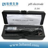 Sonde tenue dans la main en gros de compteur pH de connecteur de BNC (E-201)