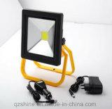 luz de trabajo de 10W 20W 30W 50W LED con el Ce GS