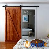 China de rodillos de la puerta curva en la ducha