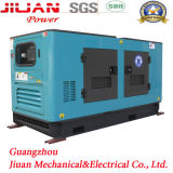 geradores 35kVA Diesel silenciosos super usados no hospital Genset Soundproof Genset silencioso do governo do banco
