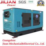 35kVA super Stille Diesel die Generators in het Ziekenhuis Geluiddichte Genset Stille Genset worden gebruikt van de Overheid van de Bank