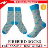 Form-Strumpf-Normallack verbindet glückliche Socken