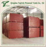 La venta directa de contrachapado de madera dura para la Construcción