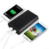 Batterie externe LCD 10400mAh Batterie batterie 18650 Chargeur de batterie