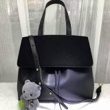Bolsos de totalizador del cuero del bolso de las señoras con las compras en línea Emg4585 de los accesorios