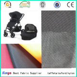 100% poliéster de PVC recubierto Oxford Baby Carriage Tela