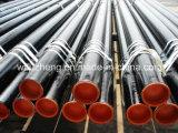 ASTM inconsútil 106 GR. B, GR. Tubo de acero de B, tubo de acero GR de ERW. B