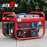 Bison (China) BS3500t (e) 2.8kw 2.8kVA fasten Anlieferung Electirc Anfangskupferner Draht-Benzin-Generatoren Sri Lanka