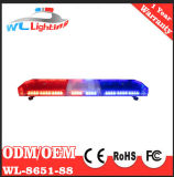 Luzes Emergency de piscamento do diodo emissor de luz da polícia do incêndio do sapador-bombeiro para a ambulância