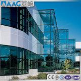 Profilo di alluminio della parete divisoria/parete divisoria di vetro e dell'alluminio e