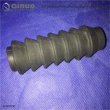 Qinuo подгоняло резину продукта с сильфоном скрепленным алюминием
