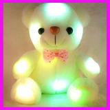 Brinquedo de assento do luxuoso do urso da peluche da venda quente, urso do luxuoso 30 Cm