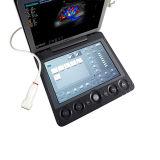 Macchina portatile medica di ultrasuono di Doppler 3D 4D di colore dello schermo di tocco di Sonoscape S9 dell'ospedale