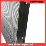 Indicador de diodo emissor de luz Rental interno da cor cheia de SMD 3in1 P6 com gabinete magro