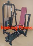 macchina di forma fisica, costruzione di corpo Eqiupment, concentrazione del martello, pressa della cassa (PT-401)