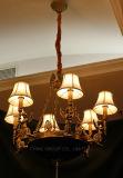 Antique Square European Restaurant Nuevo Diseño Iluminación Colgante