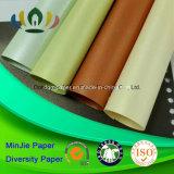 卸し売り木材パルプの最もよい価格のニースの印刷の画像の塗被紙
