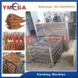 연기가 나는 공장 직매 스테인리스 전기 소시지 기계를 만들기