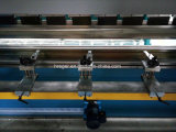 Тормоз давления гибочной машины CNC Wc67k гидровлический для сбывания