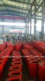 O equipamento da distribuição de potência do fabricante seca 3 o transformador de potência abaixador da fase 11kv 33kv