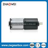 3V de kleine Versnellingsbak van het Reductiemiddel van de Snelheid van de Motor met de Schacht van de Output van Plastieken