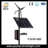 Éclairage routier hybride solaire de vent pur du blanc 60W DEL