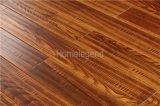 Рук-Ваянный проектированный золой настил твёрдой древесины деревянного настила Heated