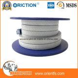 땋는 PTFE 패킹 Aramid 섬유 PTFE Kevlar 동맥 패킹