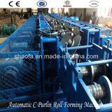 Roulis automatique de Purlin de C formant la machine (AF-C80-300)