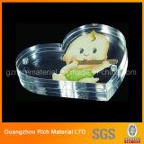 Kundenspezifischer Sizes&Shapes Acrylfoto-Rahmen/Plastikacrylabbildung-Bildschirmanzeige